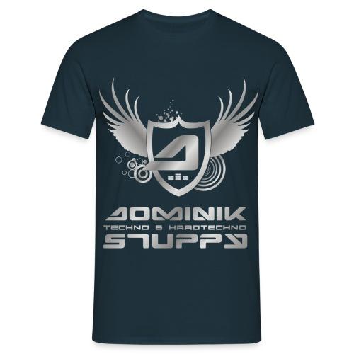 logo schriftzug silber png - Männer T-Shirt