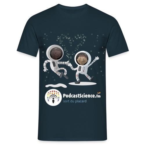 PS sort du placard 27.06 - T-shirt Homme