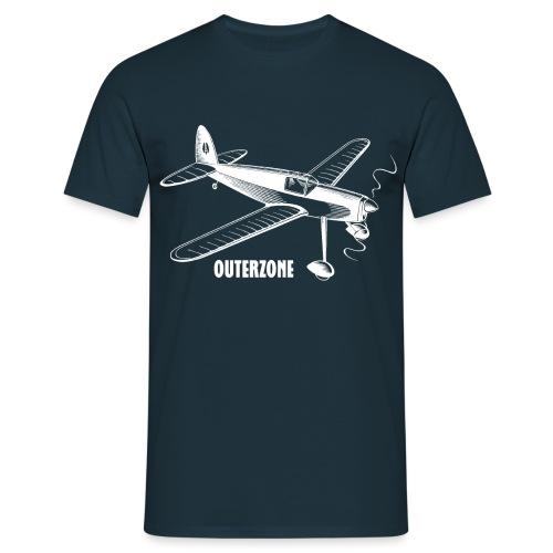Logo_trans_white_2900 - Men's T-Shirt