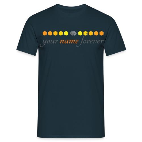 YourNameForever-Logo - Men's T-Shirt