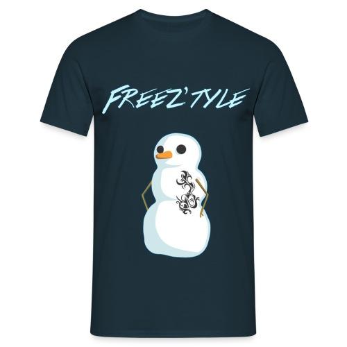 freeztyle - T-shirt Homme