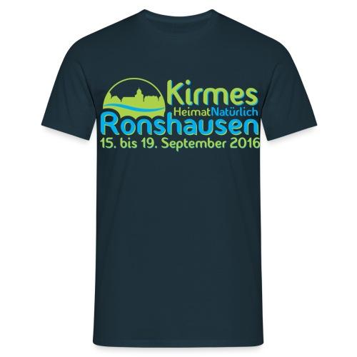 Kirmes Logo 2016 - Männer T-Shirt