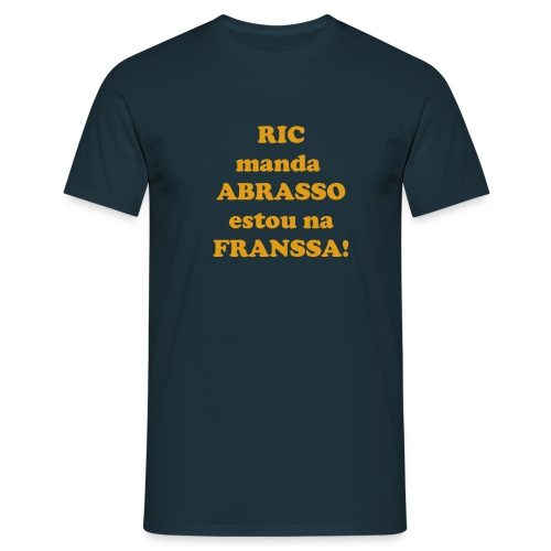 Ric Manda Abrasso - Men's T-Shirt