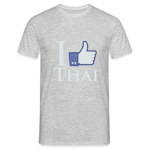 I-Like-Thai-B - Männer T-Shirt