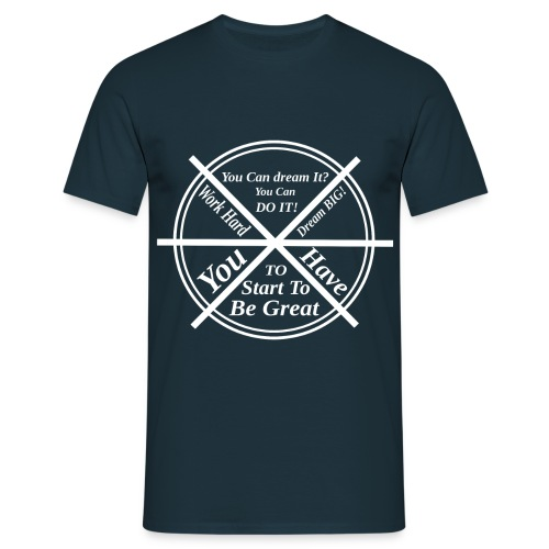 Motive Disign - Men's T-Shirt