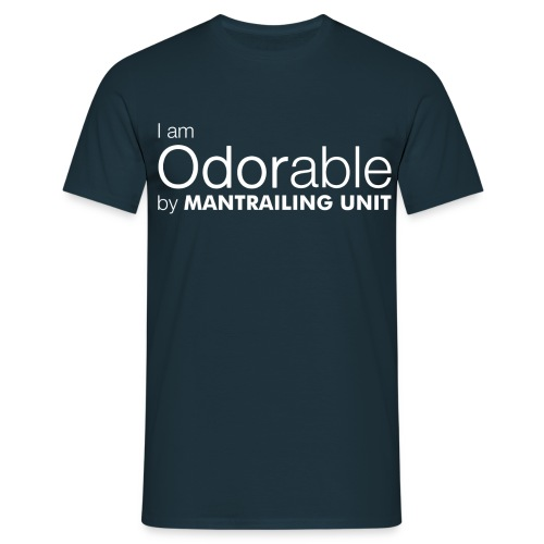Iam odorable png - Männer T-Shirt