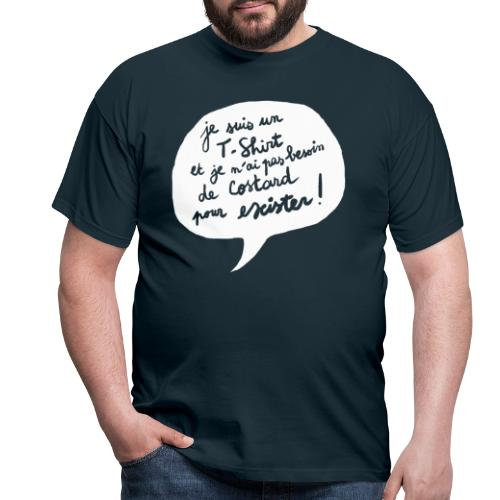 tshirtpascostard - T-shirt Homme