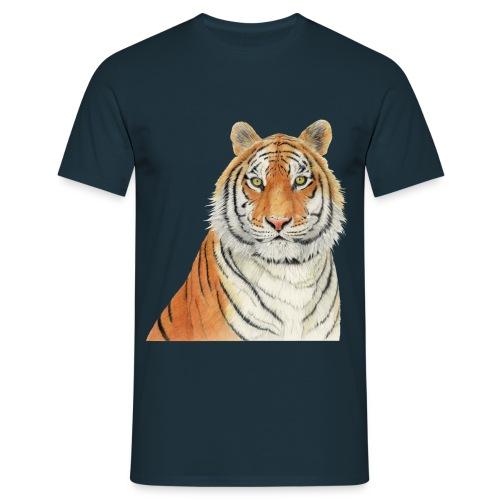 Tigre,Tiger,Wildlife,Natura,Felino - Maglietta da uomo