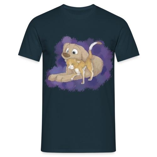 Friendship - Männer T-Shirt