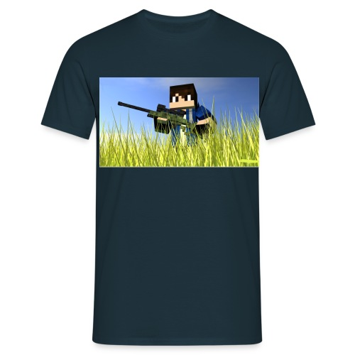 Youtube banner 1 versuch png - Men's T-Shirt