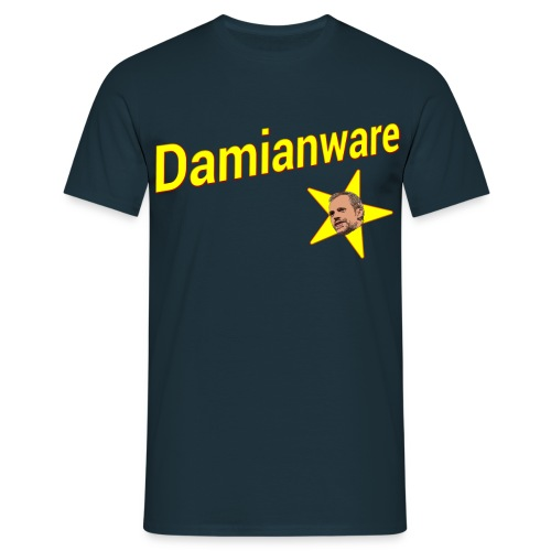 DamianWare - Men's T-Shirt