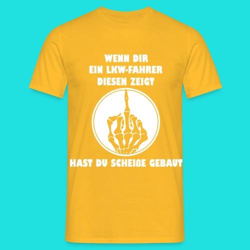 LKW-Fahrer - Männer T-Shirt