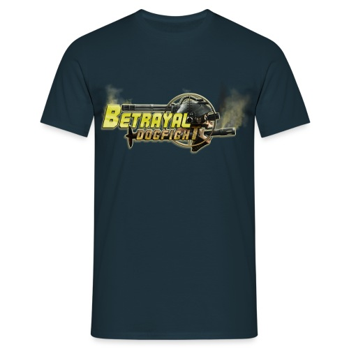 Betrayal Dogfight logo - T-shirt Homme