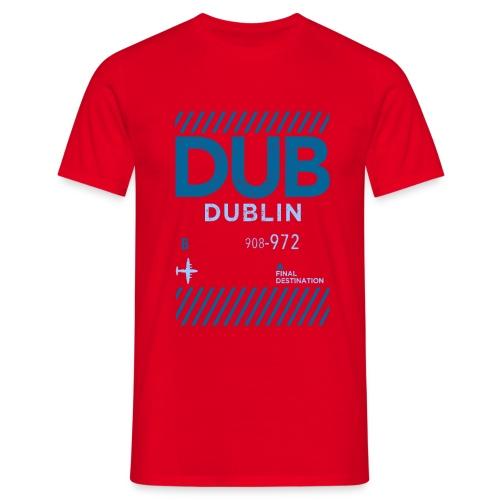 Dublin Ireland Travel - Men's T-Shirt