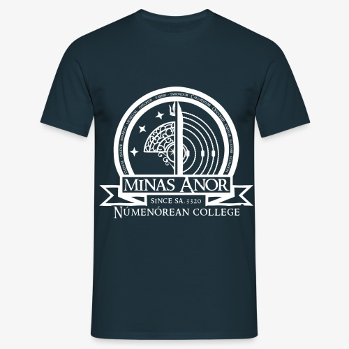 Minas Anor University - T-shirt Homme