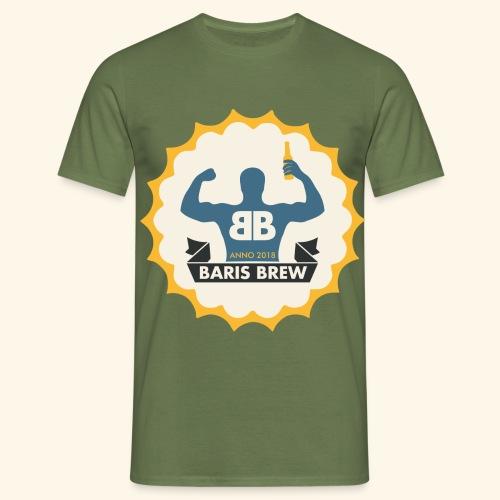 Baris_Brew_2018-02-07 - T-skjorte for menn