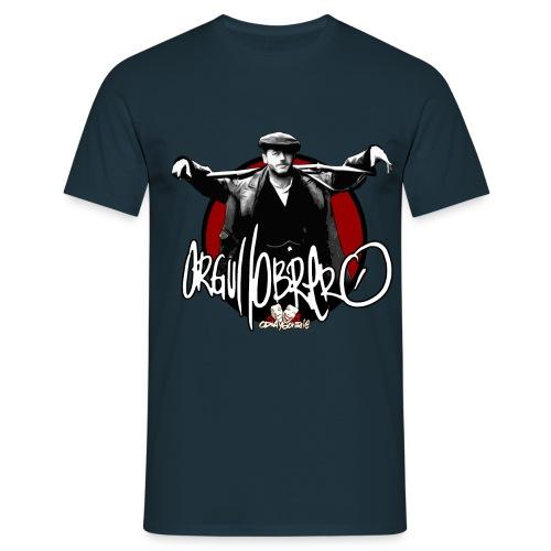 orgullo obrero - Camiseta hombre