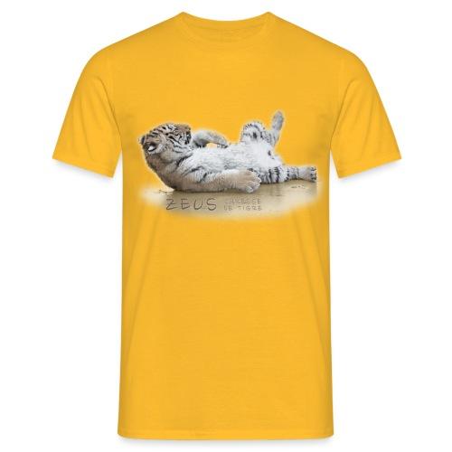 Zeus bébé plage - T-shirt Homme