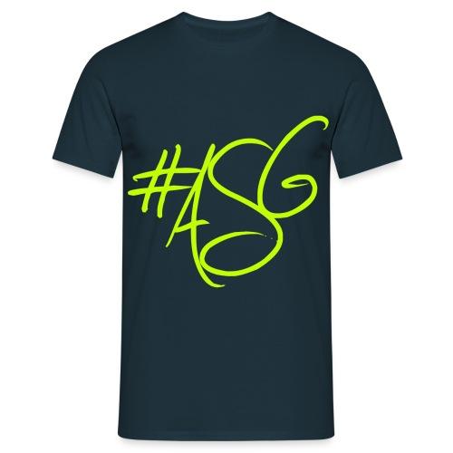 asgagain111111111111111 - Männer T-Shirt