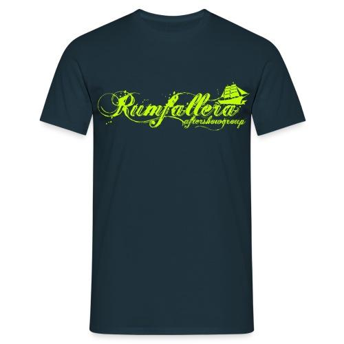 rumfalleragruen - Männer T-Shirt