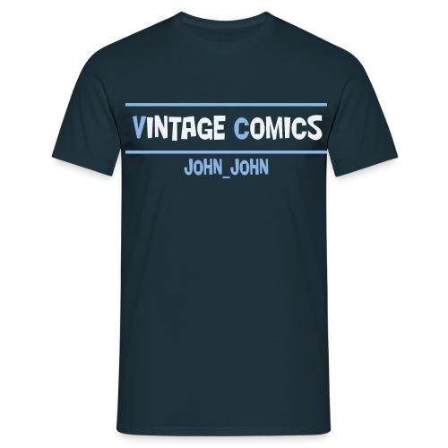 logo maglietta john john - Maglietta da uomo