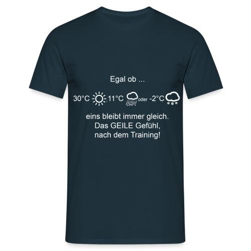 geiles gefuehl - Männer T-Shirt