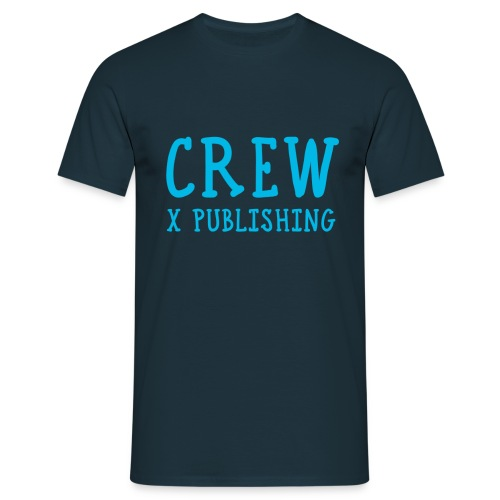 Crew X Publishing - T-shirt herr