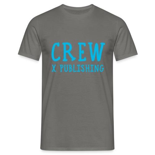 Crew X Publishing - T-shirt herr