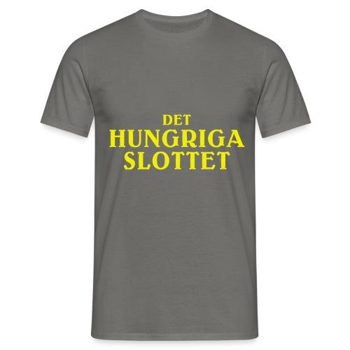 Det hungriga slottet - T-shirt herr