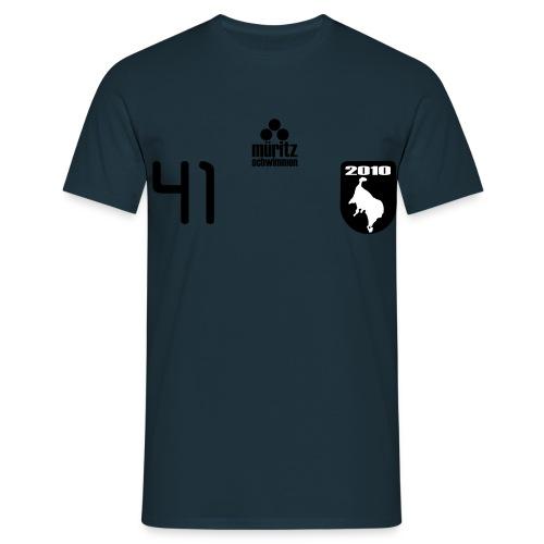 Mueritzswim10 - Männer T-Shirt