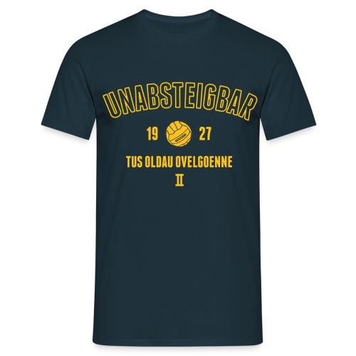 Unabsteigbar - Männer T-Shirt