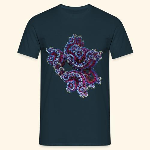 pachamamashirtmedalpha - Men's T-Shirt