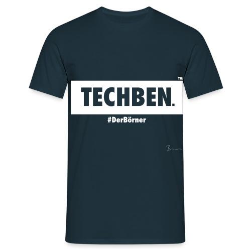 end2 Kopie png - Männer T-Shirt