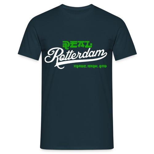 Real RTD groen png - Mannen T-shirt