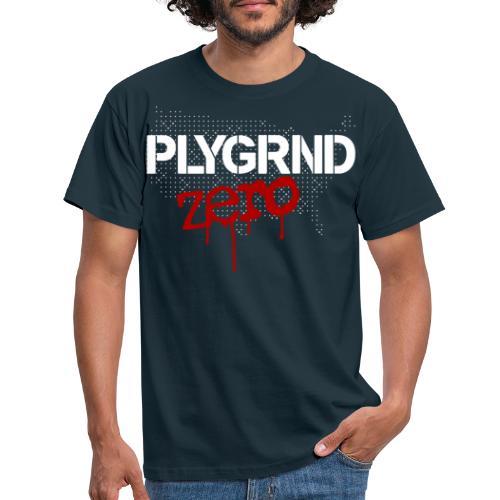 Playground Zero - Männer T-Shirt