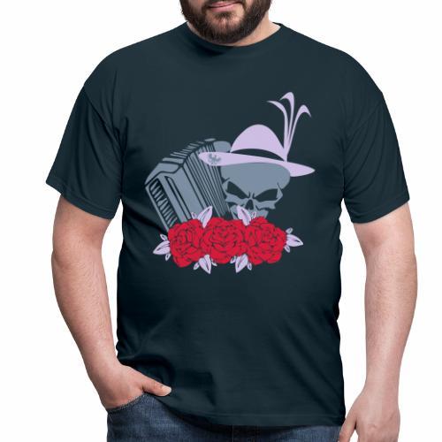 Rock Harmonika - Männer T-Shirt