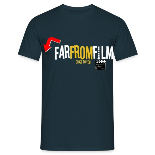 FarFromFilm FB 1 wht - Men's T-Shirt