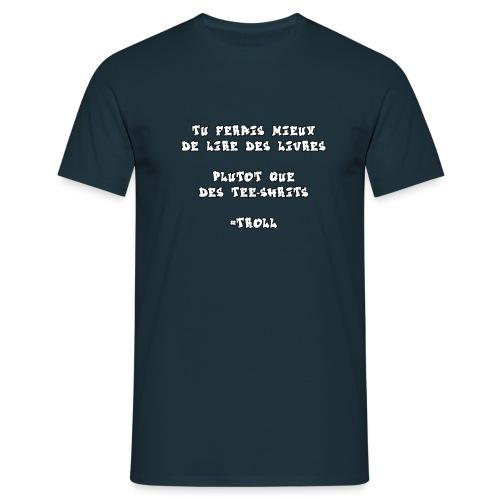 #TROLL - T-shirt Homme