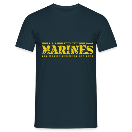 001smf - T-shirt herr