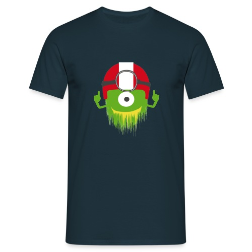 the green one - Männer T-Shirt