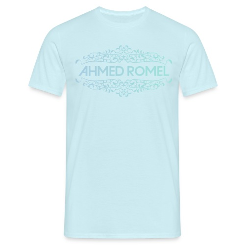 AR logo png - Men's T-Shirt