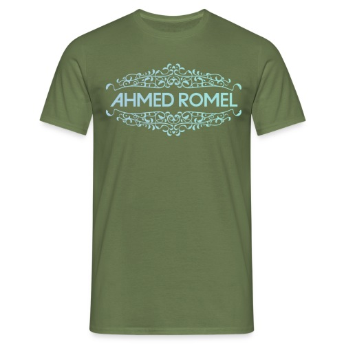AR logo png - Men's T-Shirt