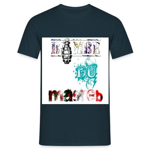 BOMBE DU MAGREB - T-shirt Homme