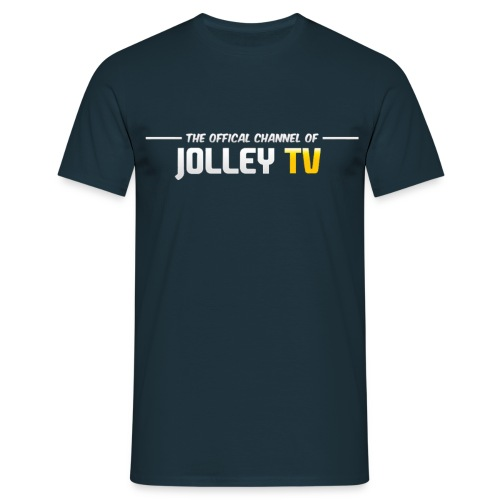 JolleyTV logo - Men's T-Shirt