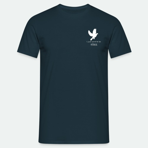 Freedom - T-shirt Homme