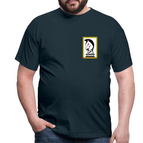 cavallo Scacchi Alternativo2 - Maglietta da uomo