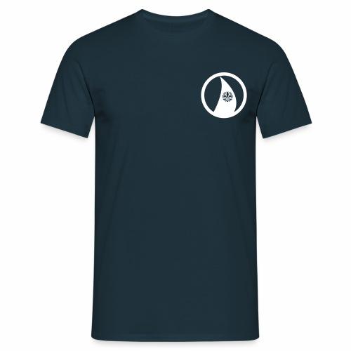 Logga Negativ - T-shirt herr