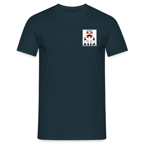 c coy JPG - Herre-T-shirt