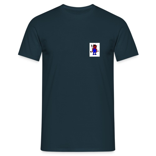 120devil - Men's T-Shirt