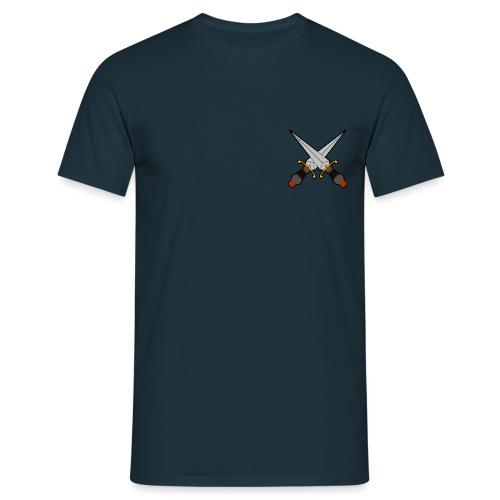 Dagues CriMines'L Couleur - T-shirt Homme